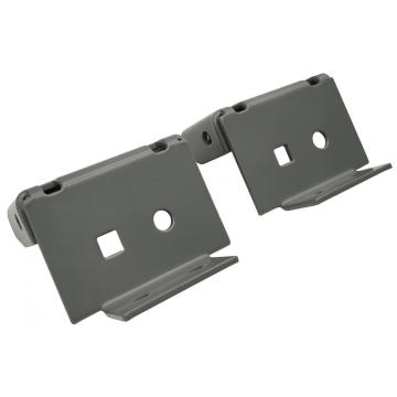 Custom Steel Laser-Cutting Sheet Metal Wire Slot Processing