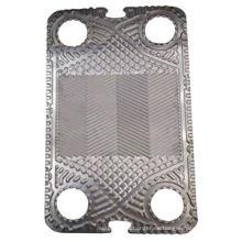 Placa ciega o de flujo Sondex S42 para intercambiador de calor (puede reemplazar a Sondex)