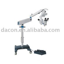 Microscópio de operação para olho