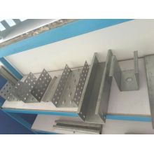 Perfil de viga de acero galvanizado perfil de quilla ligera que forma la máquina