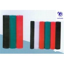 Feuille de caoutchouc de silicone coloré industriel résistant à la chaleur