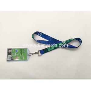 Custom ID Badge Holder Lanyard