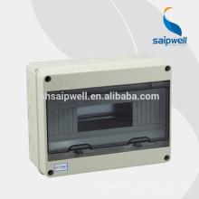 Saip / Saipwell Boîtier de commutateur étanche de haute qualité avec certification CE 1WAY ~ 24WAY