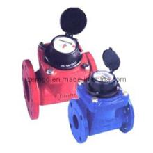Compteur d'eau détachable Woltmann (RV-100WD)