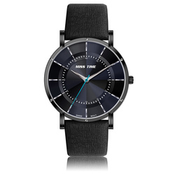 Trend design waterproof tester glass machine quartz watch