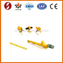 Hot sale screw transport conveyor for silo cement with best price 2016 new design
