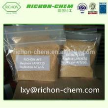 O antioxidante de borracha AFS substitui o produto do LAN XESS para a borracha da cor clara