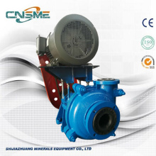 Solide Transport Rubber Lined Slurry Pump