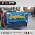 Machine à formater des rouleaux de plancher d'acier en aluminium galvanisé