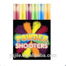 Nuevo Holi Powder Cañón de confeti de fuegos artificiales para fiesta y boda
