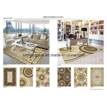 Wilton Machine Made Area Modern Carpets
