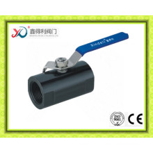 "One-Piece Stainless Steel 304 Ball Valve 2"" 1000 Psi"