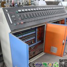 Fabrik-Versorgungsmaterial-Holz WPC PVC-PET Profil-Verdrängungs-Linie