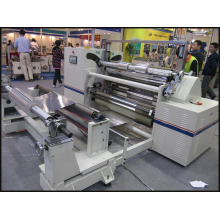 BOPP, Pet, PVC, Papel, Alumínio, Centro de Série e Superfície de Enrolamento de Alta Velocidade Máquina de Corte 1300