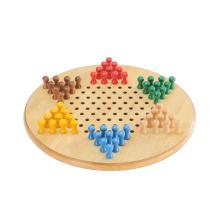 Juego de mesa de madera Juguetes de tablero de ajedrez de madera (CB2015)