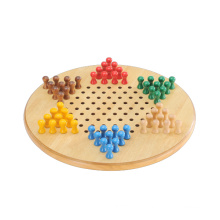 Wooden Board Game Wooden Chessboard Toys (CB2015)