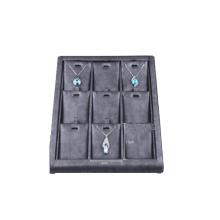 Pop-up-Zähler 9 Slot Black Necklace Display-Fach (TY-NBL-9PN)