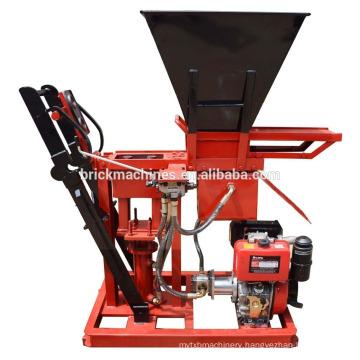FL1-25 Fulang interlocking interlocking block machine price manufacturer