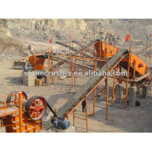 50-500TPH Crushing and Screening Equipment
