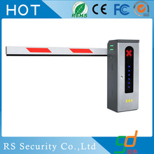 Intelligent Automatic Boom Barriers Gate