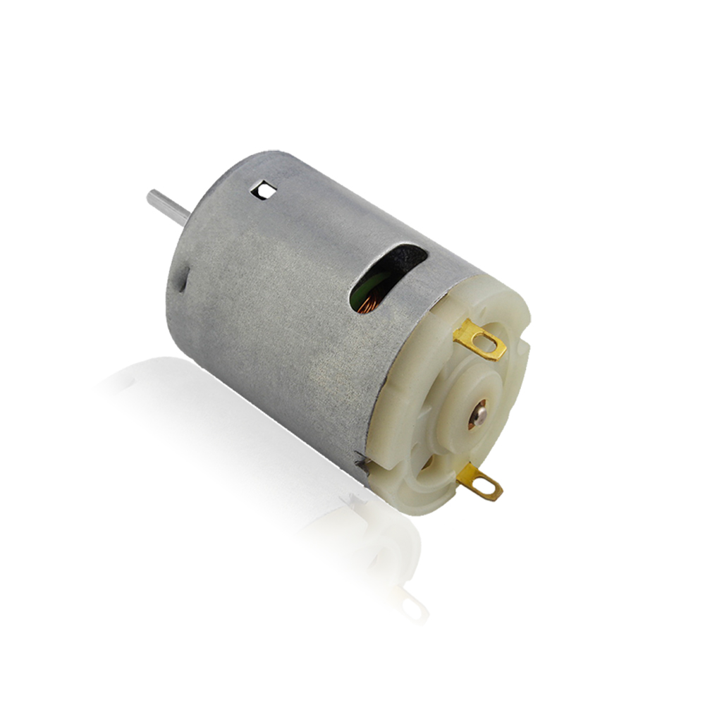 Waterproof 12v Dc Electric Motor For Toy China Manufacturer