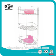 Three Layer Metal Bathroom Shelf /Bathroom Rack/Bathroom Stand