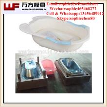 large size Bathingb basin Mould injection mould in China OEM Custom Bathingb basin injection mold making