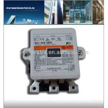 Contactor del fuji del elevador, contactor eléctrico del fuji, contactor magnético del fuji