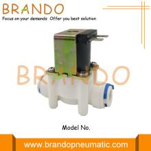 RO System Plastic Water Dispenser Solenoid Valve