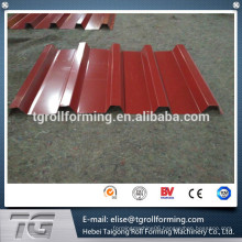 686 trapezoidal roof panel roll forming machine for Africa