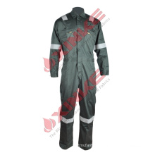 88%Cotton12% nylon fire prevention coverall for protective clothing