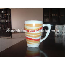 forte demande produits céramique tasse thermos, mug promotionnel