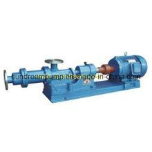 Schraube Pumpe Hohlraumpumpe für Heizöl / Schweröl