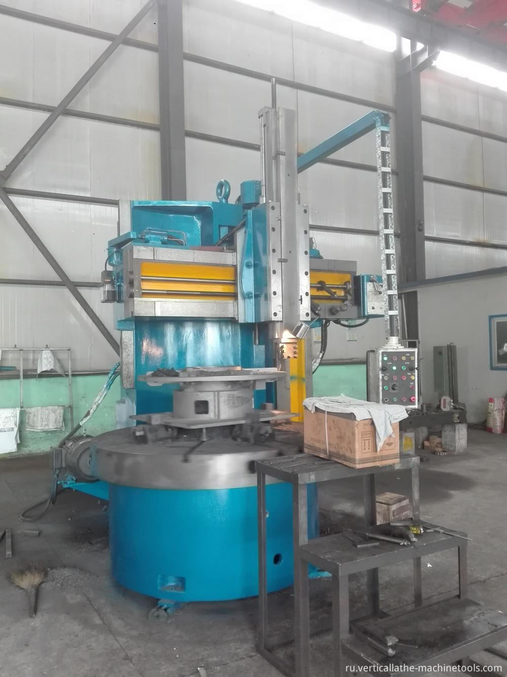 Vertical turning boring machines