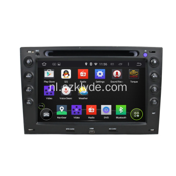 Dvd gps auto stereo voor Megane serie