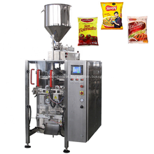 Máquina de embalagem de pasta de pimenta e tomate