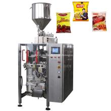 Verpackungsmaschine für Chili und Tomatenmark