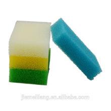 Популярный красочный высококачественный кухонный фильтр губка