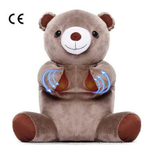 Animal Shape Neck and Back Shiatsu Body Massager / Electric Neck Shoulder Massager Bear Shape Body Massager