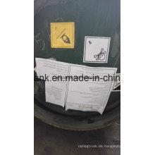 1000L, 840L, 400L, 100L Niedrig-Mitteldruck-Kohlenstoffstahl-Qualitäts-flüssiger Ammoniak-Zylinder mit resonable Preis