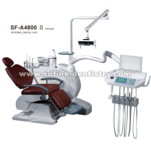 Three fold Dental Unit Chair