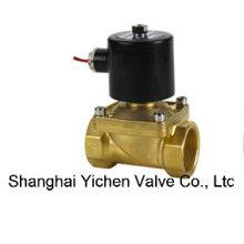 Soupape électromagnétique d'irrigation en laiton (YCZS)
