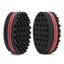Magic Barber Sponge Brush Twist Haar für Welle