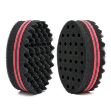 Magic Barber Sponge Brush Twist Cheveux Pour Wave