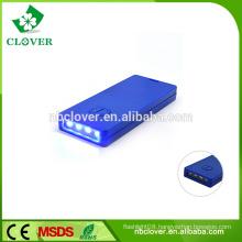 Card lamp 4 LED plastic mini pocket led card flashlight
