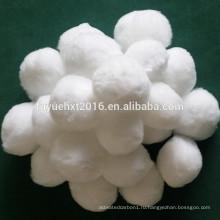 Волокна Упаковка шар для очистки воды