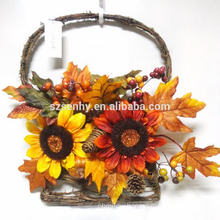 Elegant Harvest Fall Floral Arrangement