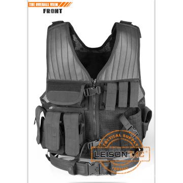 Tactical Vest with 1000d Cordura Waterproof and Flame Retardant Rock Bottom Price