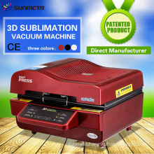 3D Sublimation Vacuum Machine,heat press all kinds of sublimation products ST-3042