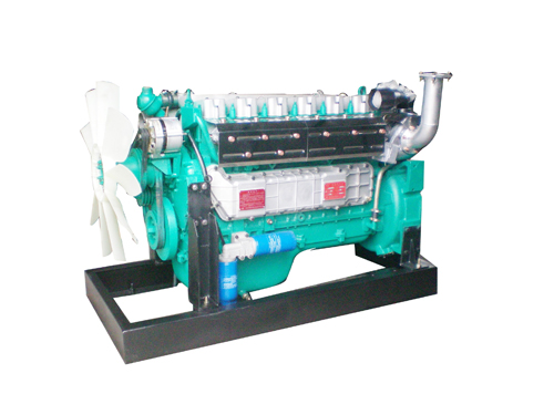 300HP migliori Diesel motore raffreddato ad acqua di Weichai